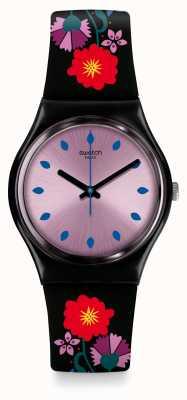 Swatch El | caballero original | reloj coquelicotte | GB319