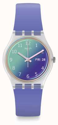 Swatch El | caballero original | reloj ultralavande | GE718