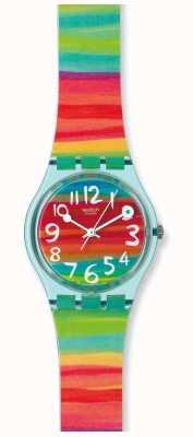 Swatch El | caballero original | colorear el reloj del cielo | GS124