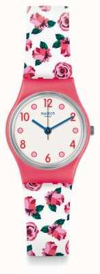 Swatch El | dama original | reloj de primavera aplastar | LP154