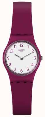 Swatch El | dama original | reloj redbelle | LR130