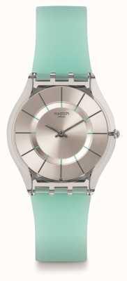 Swatch El | piel clásica | reloj de brisa de verano | SFK397