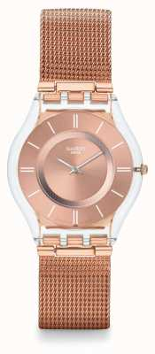 Swatch El | piel clásica | hola querido reloj | SFP115M