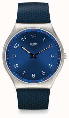 Swatch El | piel ironía 42 | reloj skinnavy | SS07S102