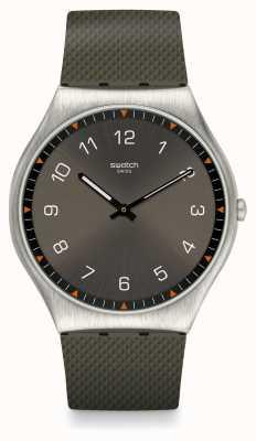 Swatch El | piel ironía 42 | reloj skinearth | SS07S103