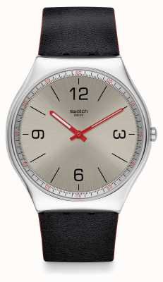 Swatch El | piel ironía 42 | reloj skinmetal | SS07S104
