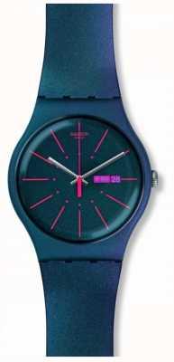 Swatch El | nuevo caballero | nuevo reloj de caballero | SUON708