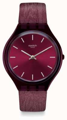 Swatch El | piel regular | reloj skintempranillo | SVOV101