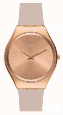 Swatch El | ironía de la piel | reloj skinrosee | SYXG101