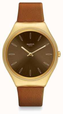 Swatch El | ironía de la piel | pieles y reloj | SYXG104