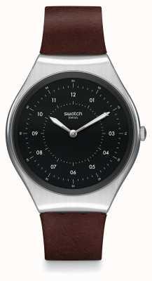 Swatch El | ironía de la piel | reloj cepillado | SYXS102