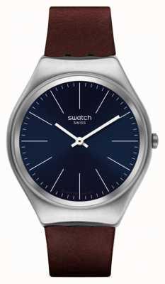 Swatch El | ironía de la piel | reloj skinouto | SYXS106C