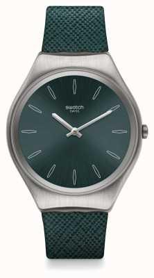 Swatch El | ironía de la piel | reloj skinpetrol | SYXS121