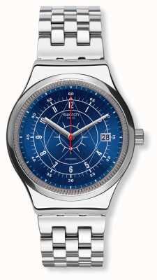 Swatch El | ironía sistemática | reloj boreal sistem | YIS401G