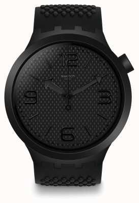 Swatch El | gran negrita | reloj bbblack | SO27B100