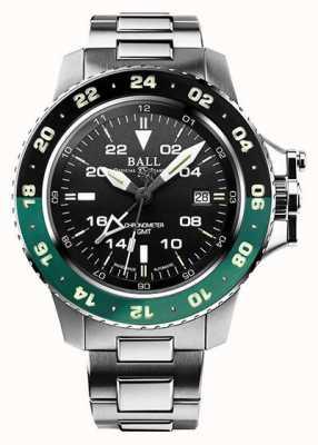 Ball Watch Company Ingeniero de hidrocarburos aerogmt ii edición limitada DG2018C-S8C-BK