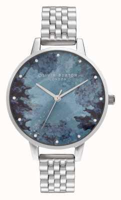 Olivia Burton El | mujeres | bajo el mar | esfera azul coral | OB16US06