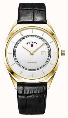 Rotary Reloj de amapola de edición limitada de British Legion BRITISHLEGION2