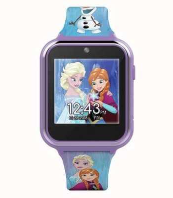 Disney Frozen El   reloj inteligente   correa de silicona   FZN4151