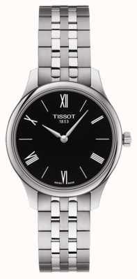 Tissot El | tradición femenina | pulsera de acero inoxidable | esfera negra T0632091105800