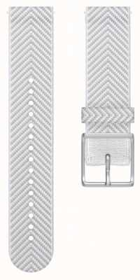Polar El | encienda la pulsera de tela | galón blanco s / m 91080475