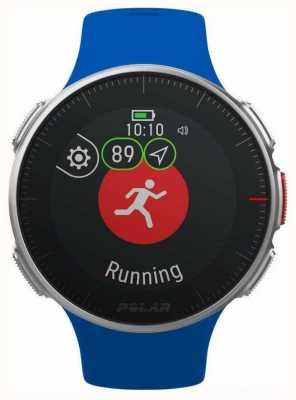 Polar El | vantage v (con correa de hora) | azul | gps multi sport hr 90080284