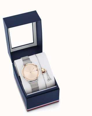 Tommy Hilfiger Conjunto de regalo de pulsera y reloj pippa para mujer 2770053