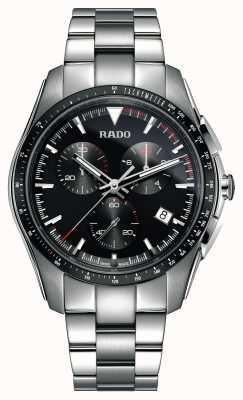 Rado Xxl cronógrafo hipercromo acero inoxidable esfera negra reloj R32259153