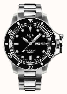 Ball Watch Company Ingeniero de hidrocarburos para hombres | original | inoxidable automático DM2118B-SCJ-BK