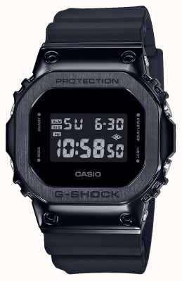Casio Serie de bisel de metal G-shock | correa de resina negra | digital GM-5600B-1ER