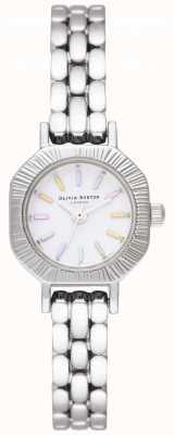 Olivia Burton El | pulsera de plata arcoiris | pulsera de acero inoxidable | OB16CC52