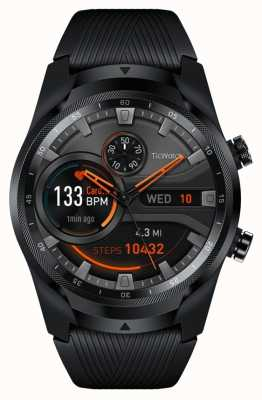 TicWatch Pro 4g lte esim | negro | Wearos reloj inteligente PRO4G-WF11018-136247