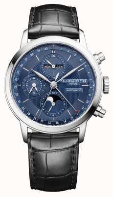 Baume & Mercier Classima | calendario completo | automático | cronógrafo M0A10484