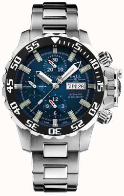 Ball Watch Company Ingeniero de hidrocarburos nedu | pulsera de acero inoxidable | DC3026A-S6C-BE