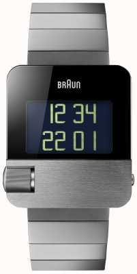 Braun Hombres | prestigio | digital | pulsera negra BN0106BKBTG
