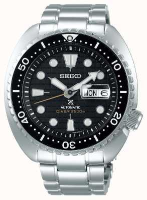 Seiko Prospex caballeros mecánicos   pulsera de acero inoxidable SRPE03K1