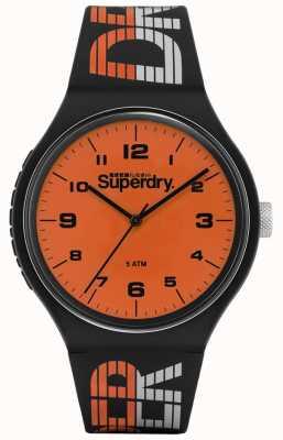 Superdry El | carreras urbanas xl | silicona multicolor azul | naranja di SYG269BO