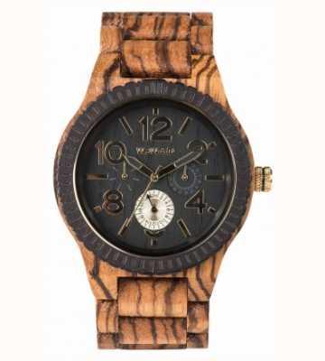 WeWood Kardo zebrano edición limitada de madera 70322721