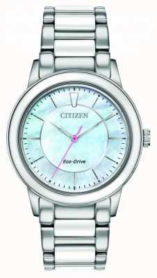 Citizen El | mujeres | eco-drive | esfera azul claro EM0740-53D