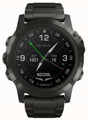 Garmin D2 delta px aviador | correa de titanio dlc 010-01989-31