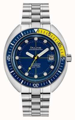 Bulova Reloj de buceo oceanógrafo de los 70 96B320