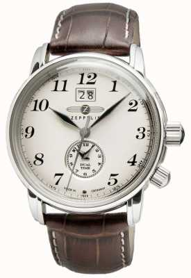 Zeppelin Graf zeppelin men watch cuarzo marrón 7644-5