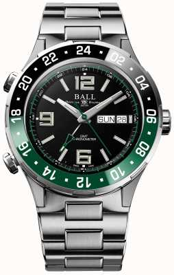 Ball Watch Company Roadmaster marine gmt edición limitada DG3030B-S2C-BK