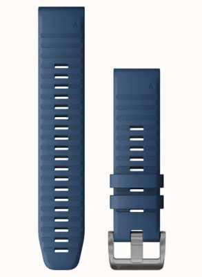Garmin Correa de silicona azul Quickfit 22 010-12863-21