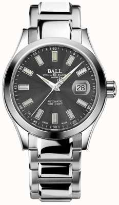 Ball Watch Company Hombres | ingeniero iii | marvelight | acero inoxidable | esfera gris NM2026C-S23J-GY