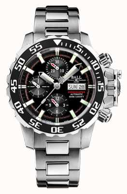 Ball Watch Company Ingeniero de hidrocarburos nedu | pulsera de acero inoxidable | DC3026A-S4C-BK