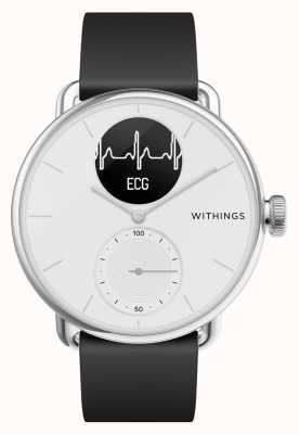Withings Reloj de escaneo de 38 mm - blanco HWA09-MODEL 1-ALL-INT