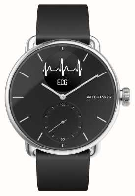 Withings Scanwatch 38mm negro - reloj inteligente híbrido con ecg HWA09-MODEL 2-ALL-INT