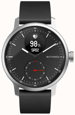 Withings Reloj de escaneo 42 mm - negro HWA09-MODEL 4-ALL-INT