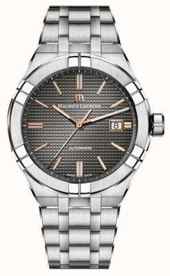 Maurice Lacroix Aikon | automático | pulsera de plata AI6007-SS002-331-1